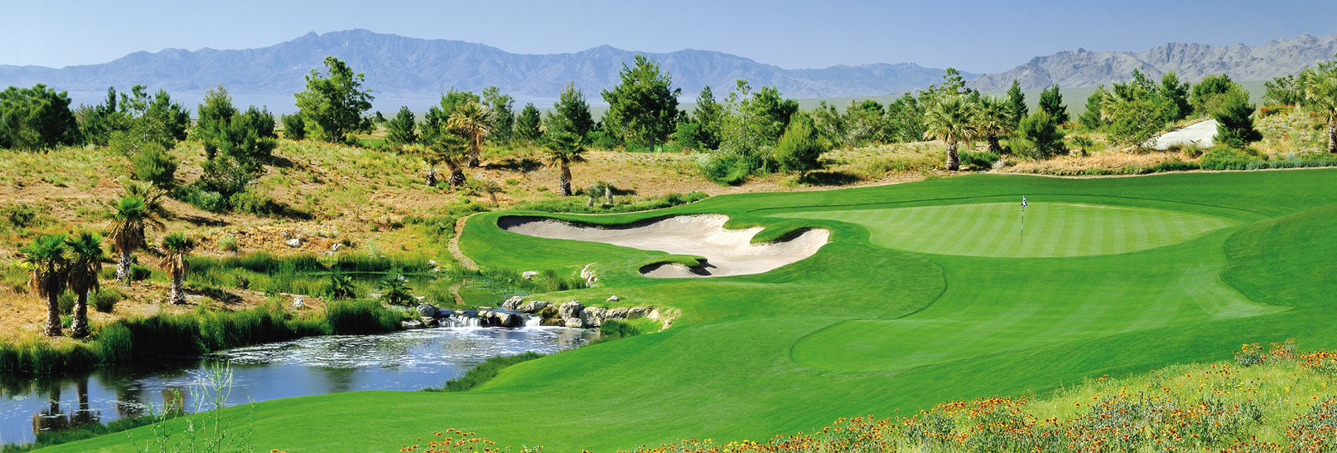 Primm Valley Lakes Golf Course