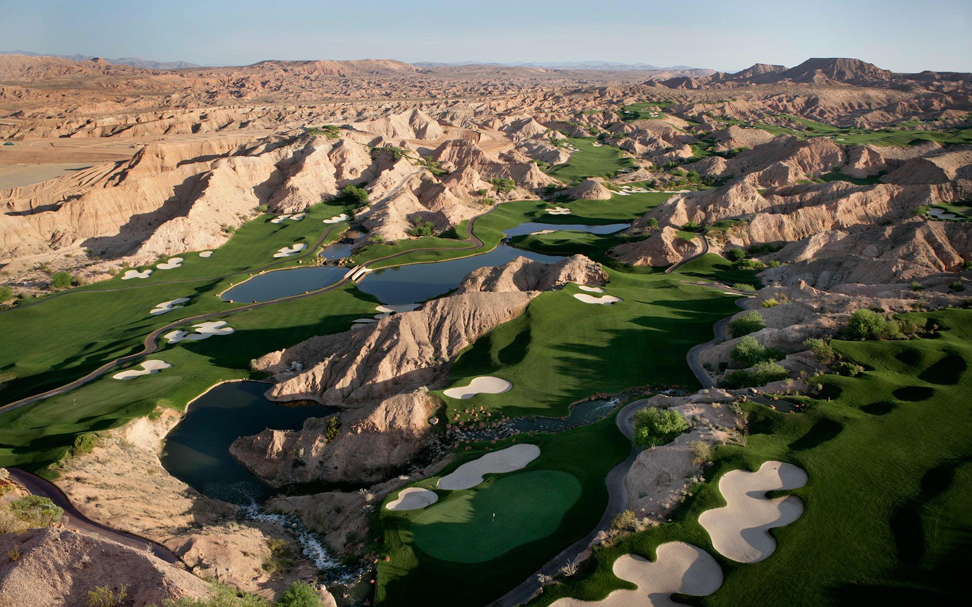Golf Courses In Las Vegas Map.Wolf Creek Golf Club