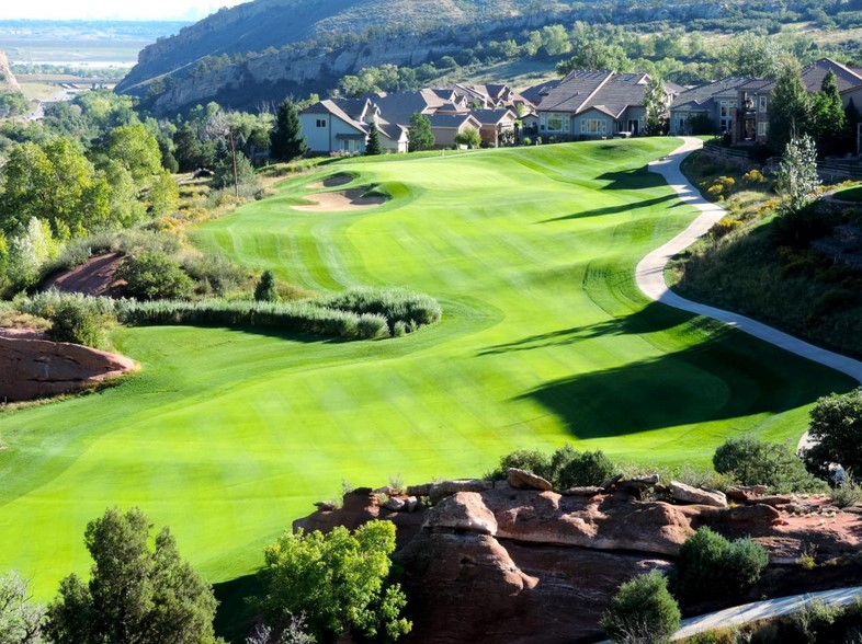 Mountain at Red Rock Country Club