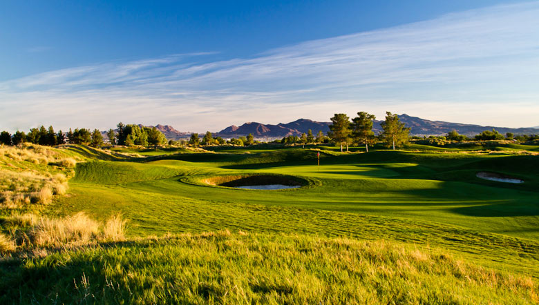 Vegas Strong Golf Package Special