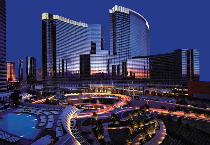 Aria Hotel Vegas Spa