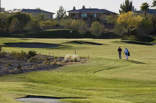 Best Offer on Winter Golf in Las Vegas Includes FREE Hotel