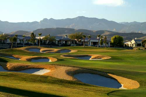 Savings on Las Vegas Golf Packages are Just a Click Away