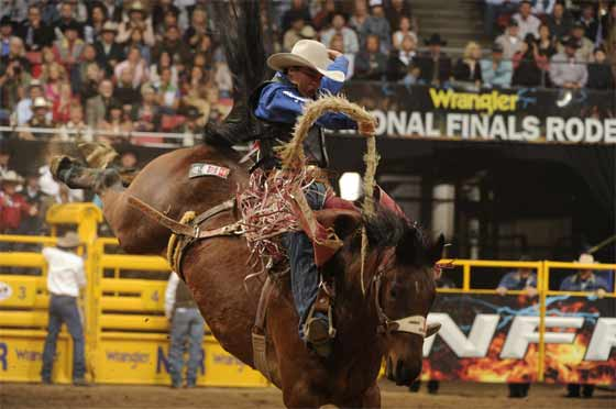 Las Vegas Rodeo >> National Rodeo Finals Returns To Las Vegas Golf Reviews By