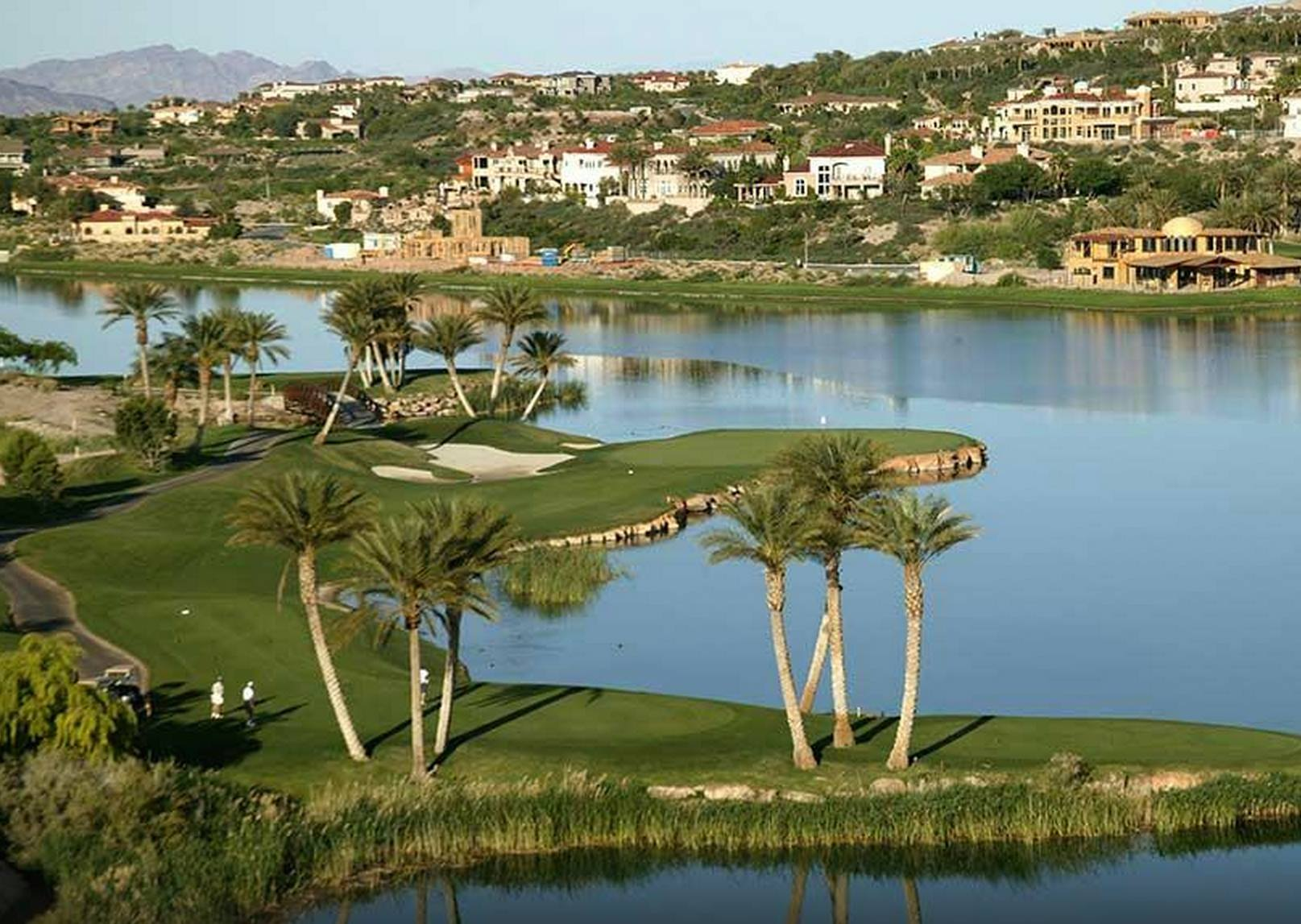 The Official Las Vegas Golf Bailout - 2009 Golf Deals You Can\'t Afford To Miss!