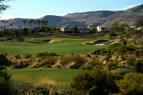Where to golf and avoid the Las Vegas overseed